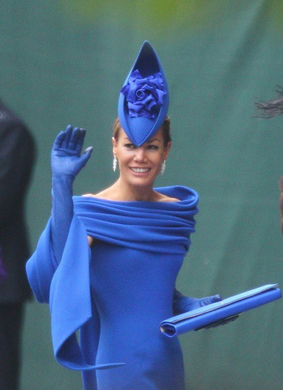 Tara Palmer-Tomkinson (Royal Wedding)