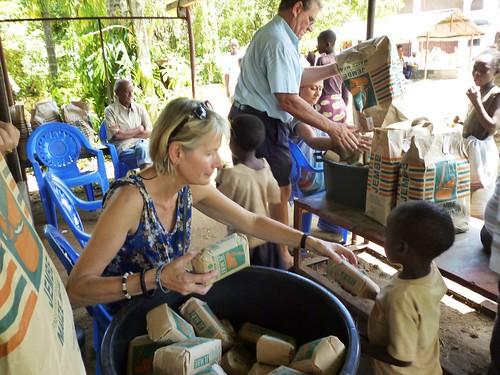 Mama B @ The Feeding Station