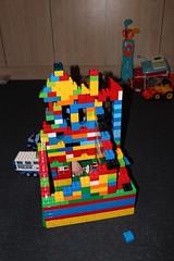 Duplo Hogwarts Castle