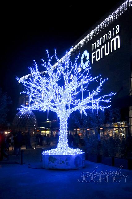 Marmara Forum Tree