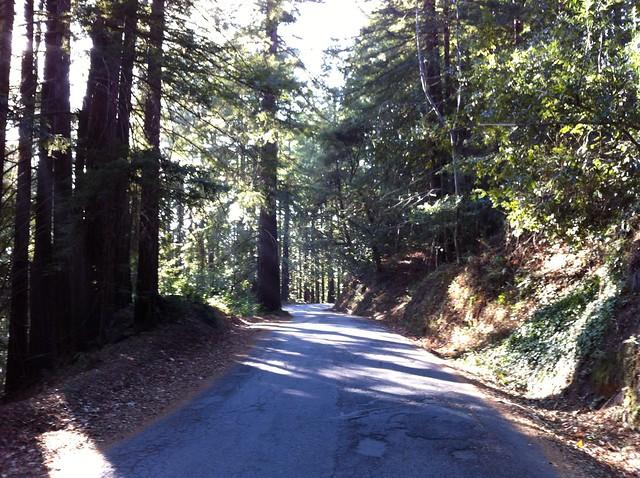 Eureka Canyon Rd.