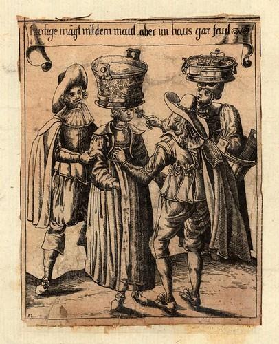 018-Basler Kleidung aller hoh- und nidriger Standts-Personen…1634- Hanns Heinrich Glaser