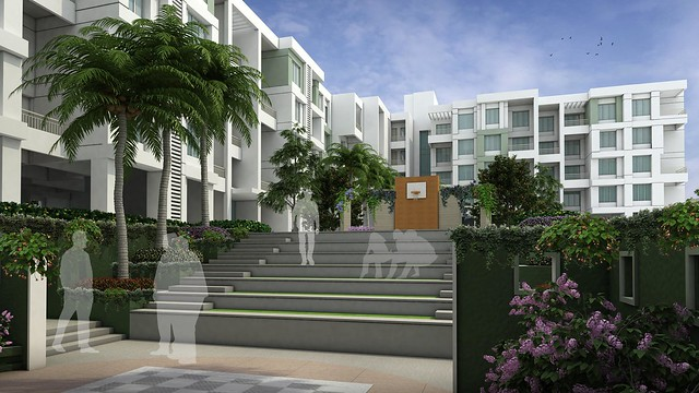 Amenities: amphitheater - 2 BHK Flat for Rs. 25 Lakhs at Urbangram Kirkatwadi on Sinhagad Road Pune 411 024