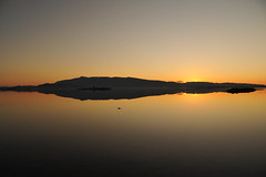 tramonto a Patanella