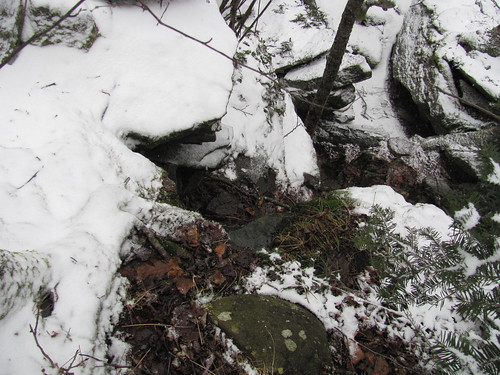 Ice scrambles