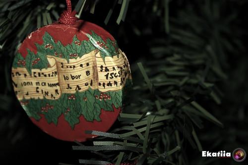 Cantos de Navidad by Ekatiia