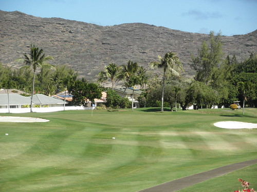 Hawaii Kai Golf Course 190