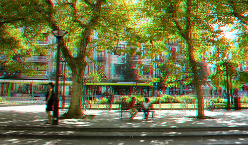 San Sebastian in 3D