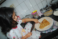Marziyas Paratha ..Kneaded By Herself by firoze shakir photographerno1