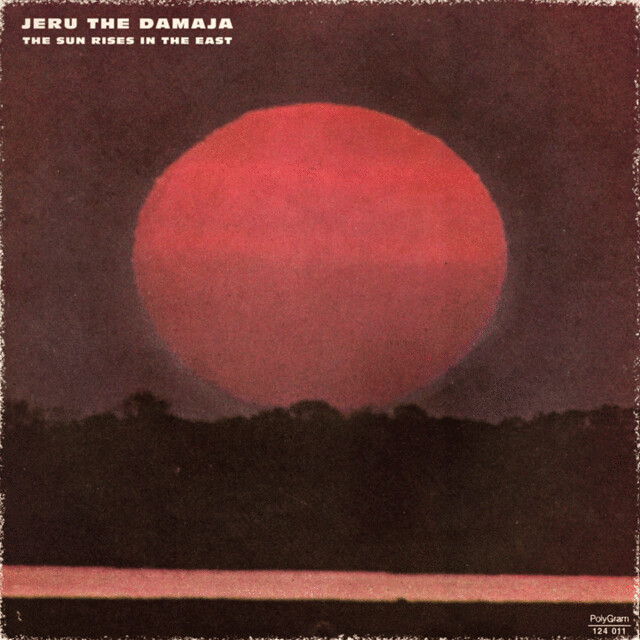 Jeru the Damaja - The Sun Rises in the East redesign