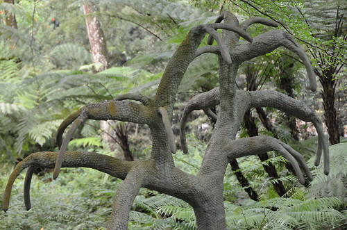 Stone branches