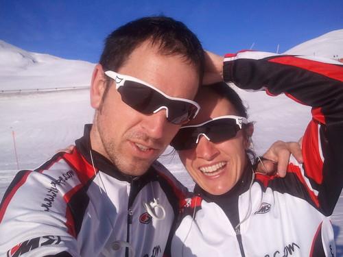 Despedir el 2013 haciendo deporte: esquí de fondo, natación, bici..