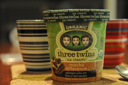 Three Twins Ice Cream : Mocha Difference