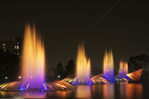 Dancing Waters