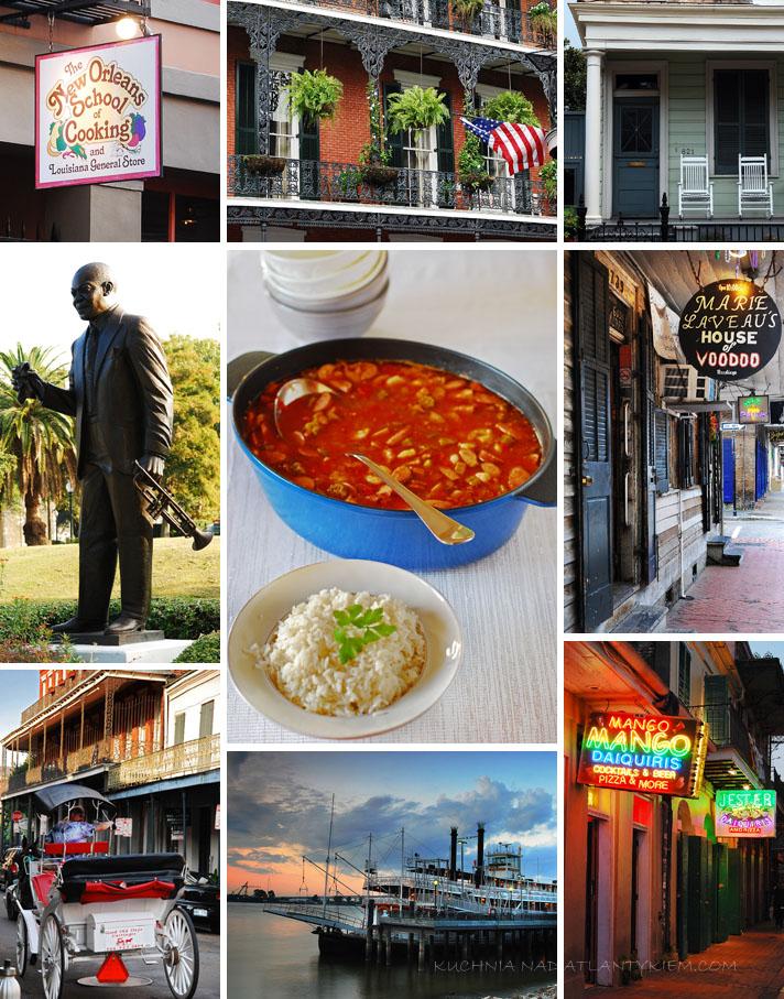 New Orleans gumbo