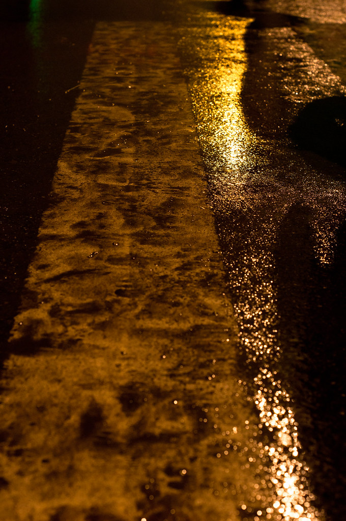 crossroad of strangers