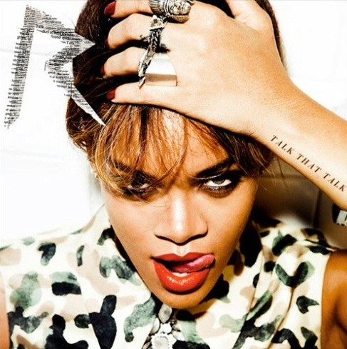 Rihanna  Talk That Talk (2011)(DF)