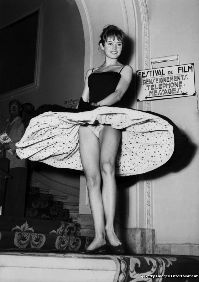 Brigitte Bardot in Repetto