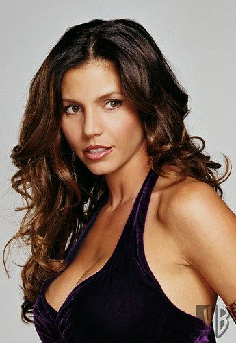 Charisma Carpenter in Buffy the Vampire Slayer