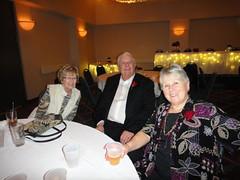 Judy, Dennis & Jane.