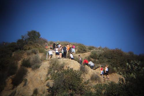 holga lens - runyan canyon