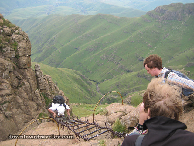 Drakensberg Mountain Hike South Africa 07
