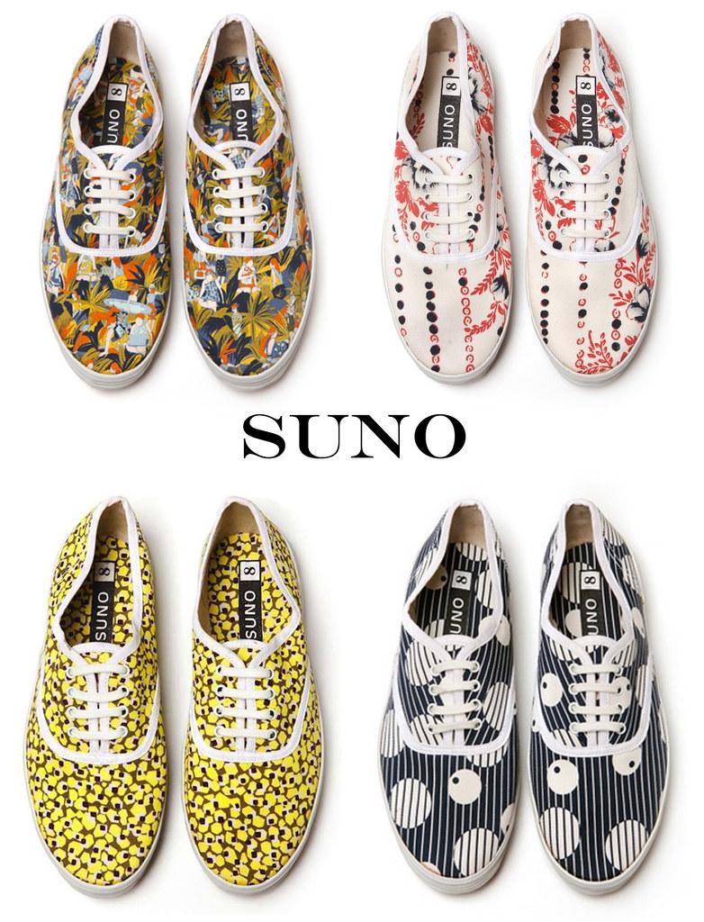 SUNO sneakers