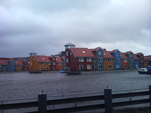 Coloured houses by XPeria2Day