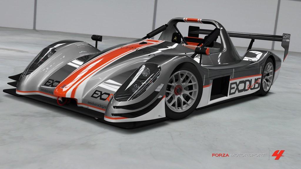 Phantomwerkz-Designz: Team Exodus Racing - Radical SR8 RX