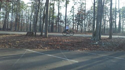 January biking 003