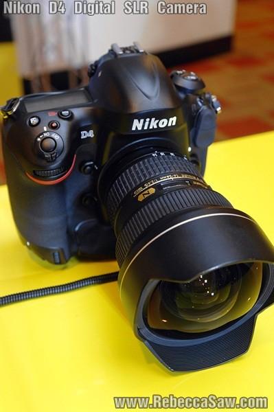 NIKON D4 DIGITAL SLR CAMERA-6