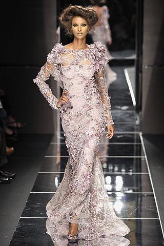 Elie-Saab-vestido-novia-ceñido