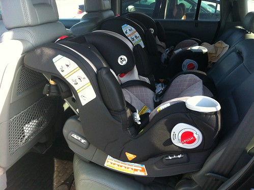 Convertible Car Seats for Honda Pilot? - BabyCenter