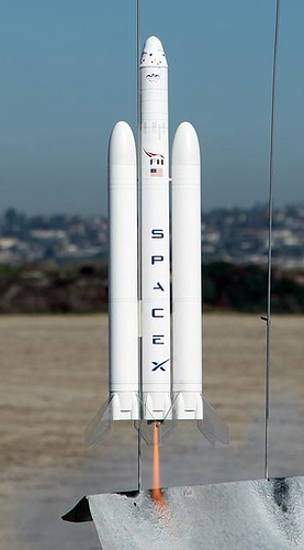 spacex model rocket - photo #6