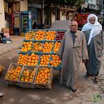 Streets of Old Alexandria - Egypt