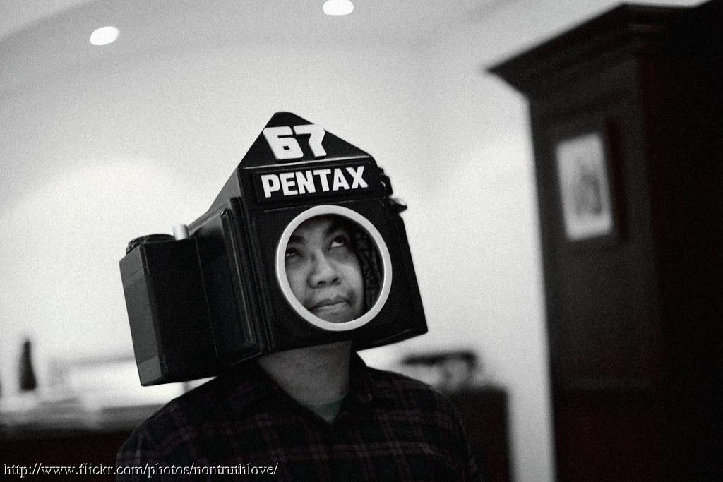 想要 pentax 67 到這個地步了