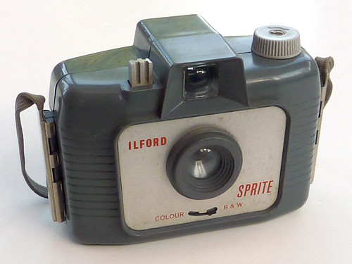 Ilford Sprite by pho-Tony