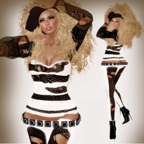 A&A FAshion Crak Outfit
