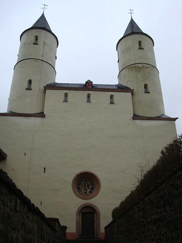 Steinfeld - Westwerk by Jens-Olaf