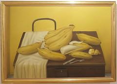 Fernando Botero, Bananos, 1990