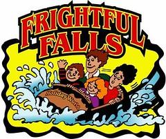 Original Frightful Falls logo