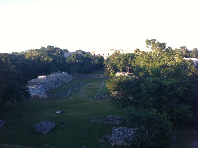 Zona arqueológica de Uxmal