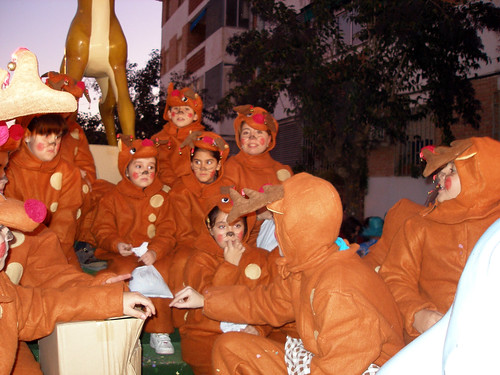 Cabalgata de Reyes 2012 (I)