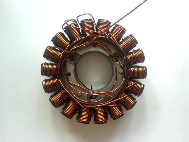 генератор honda CB-1