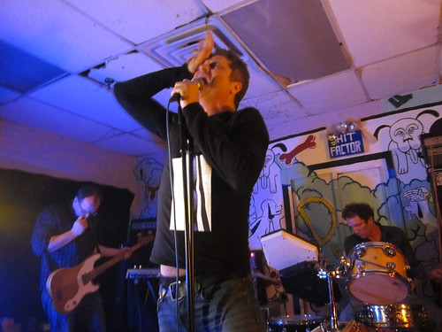 Sightings w Tom Smith at Death by Audio 01-04-2012 .3