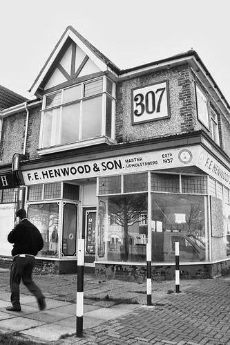 F.E. Henward & Sons, Copnor Rd.