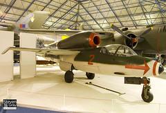 120227 - VN679 - 120227 - Luftwaffe - Heinkel He.162A-2 - 080203 - RAF Museum Hendon - Steven Gray - IMG_7163