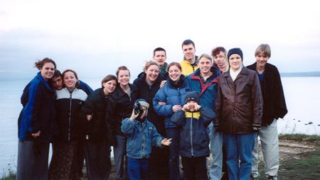 Big Trip Estonia Group on the ocean copy