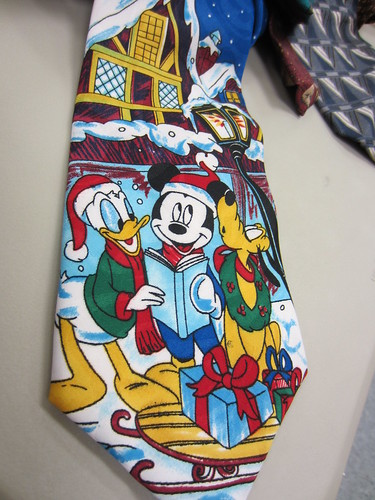 Mickey Mouse Tie by marie watterlond