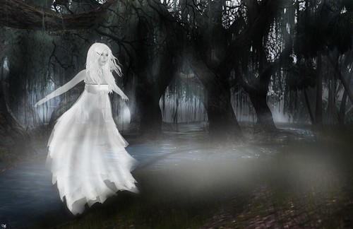 Ghost Lake - by Dita
